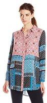 Jessica Simpson Women's Haylan Shirtdress Tunic