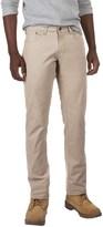 Izod Stretch Canvas Pants - 5-Pocket (For Men)