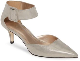 Pelle Moda Kenley Ankle Strap Pump