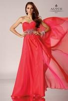 Alyce Paris - 6479 Long Dress In Watermelon