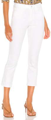 L'Agence Nadia High Rise Crop Straight Jean. - size 23 (also