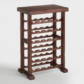 Cost Plus World Market 30-Bottle Verona Wine Rack