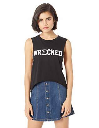 Style Stalker StyleStalker Women's Wrecked Tank
