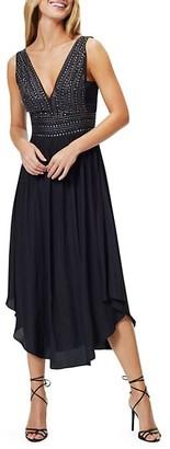 Ramy Brook Emorie Embellished Dress