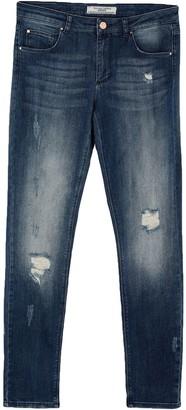 Silvian Heach Denim pants - Item 42769847RW