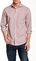 Vince Camuto Spread Collar Slim Fit Sport Shirt
