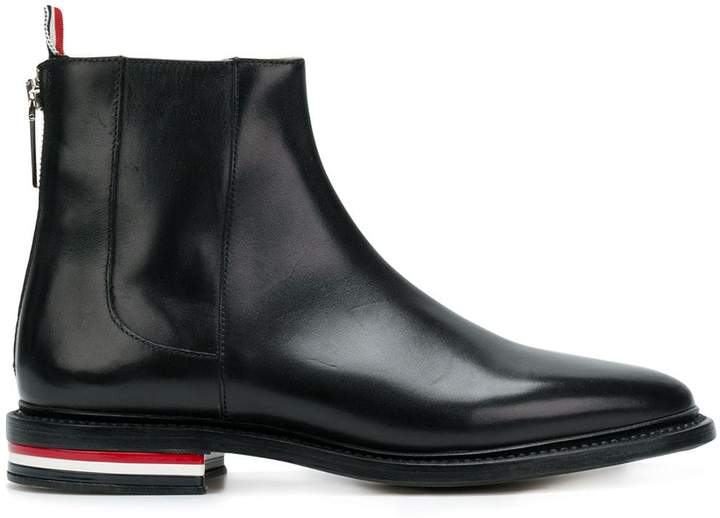 8576629083d Fitted Zip-up Chelsea Boot