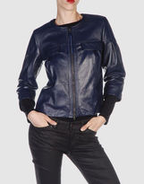 JUCCA Leather outerwear