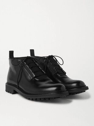 Grenson + Craig Green Leather Boots