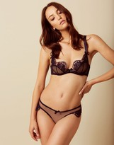 Agent Provocateur Piper Brief Navy