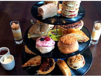 Virgin Experience Days Jailhouse Rock Champagne Afternoon Tea for Two at the 5* Courthouse Hotel London, Shoreditch