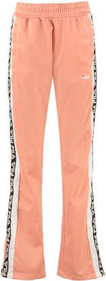 Fila Track-pants With Decorative Stripes