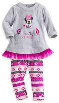 Disney Minnie Mouse Dress and Leggings Set for Baby