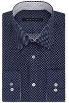 Sean John Men's Big & Tall Dot Dress Shirt