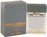 Dolce & Gabbana The One Gentlemen Eau De Toilette Spray for Men (1 oz/29 ml)