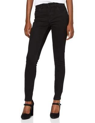 Pimkie 140791 Women's Jeans - Black (Noir 899a08) - EU:36
