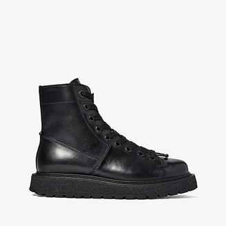 Neil Barrett Gorilla Boot (Black) Men's Shoes