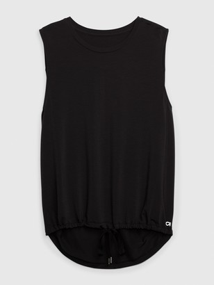 Gap GapFit Breathe Tie-Front Tank Top