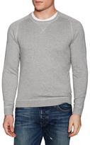 Z Zegna Cashmere Blend Crewneck Sweater