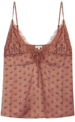 LOVE Stories Cinnamon Lotty Top - small - Rose Gold