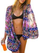 American Trends Women's Swimwear Cover Up Dress Cardigan Tassel Beach & Poolside