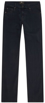 7 For All Mankind The Regular Luxe Performance Straight Jeans