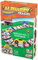 Junior Learning Alphabet Tracks Build Your Own Board Game