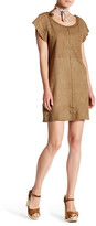 Jakett Terri Suede Shift Dress