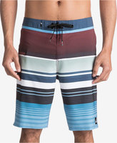 Quiksilver Men's Everyday Stripe Stretch Boardshorts