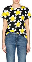 Marc Jacobs Women's Daisy-Print Cotton T-Shirt