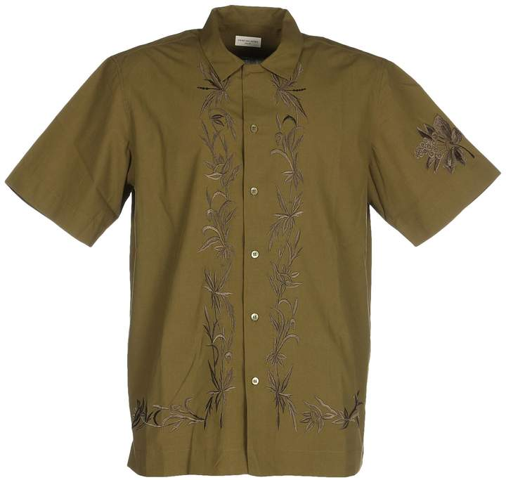 Dries Van Noten Carlton Shirt