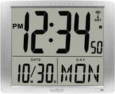La Crosse Technology Atomic Extra-Large Digital Wall Clock with 7-Inch Time