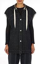 Isabel Marant Women's Enna Denim Sleeveless Jacket