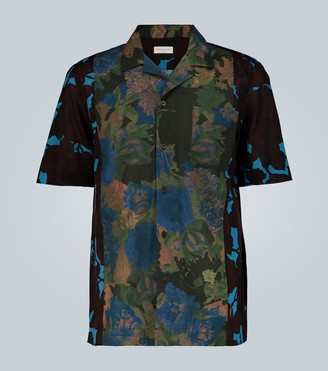 Dries Van Noten Short-sleeved shirt
