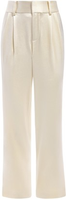 Alice + Olivia Troy Snap Cuff Pant