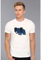 Lifetime Collective Elephant Tee (White) - Apparel