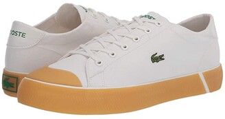 Lacoste Gripshot 120 6 (Off-White/Gum) Women's Shoes