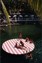 "Jonathan Adler Slim Aarons ""La Concha Beach Club"" Photograph"