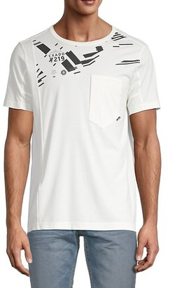 Stone Island Geometric T-Shirt
