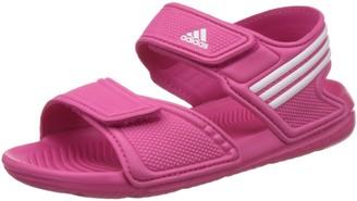 adidas Unisex Kids' Akwah 9 K Beach & Pool Shoes