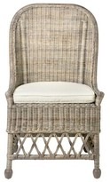 "Birch Lane Birch LaneTM Heritage Eastham 18"" Side Chair Heritage Leg Color: Gray Wash"