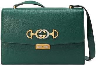 Gucci Zumi grainy leather small shoulder bag
