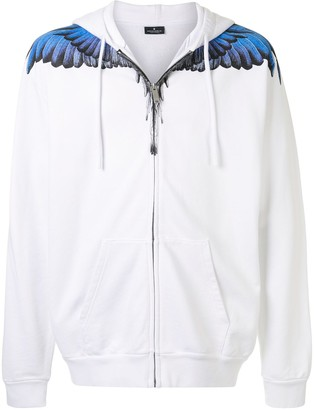 Marcelo Burlon County of Milan Wings track jacket
