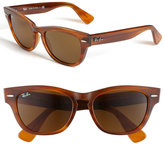 'Legend Collection Wayfarer' Sunglasses