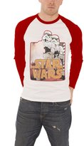 Star Wars T Shirt Mens stormtroopers force awakens new Official Baseball Shirt