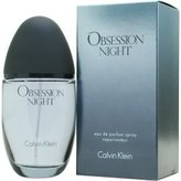 Calvin Klein Obsession Night By Eau De Parfum Spray 3.4 Oz