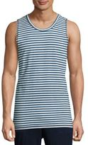 AG Jeans Cylic Striped Tank Top