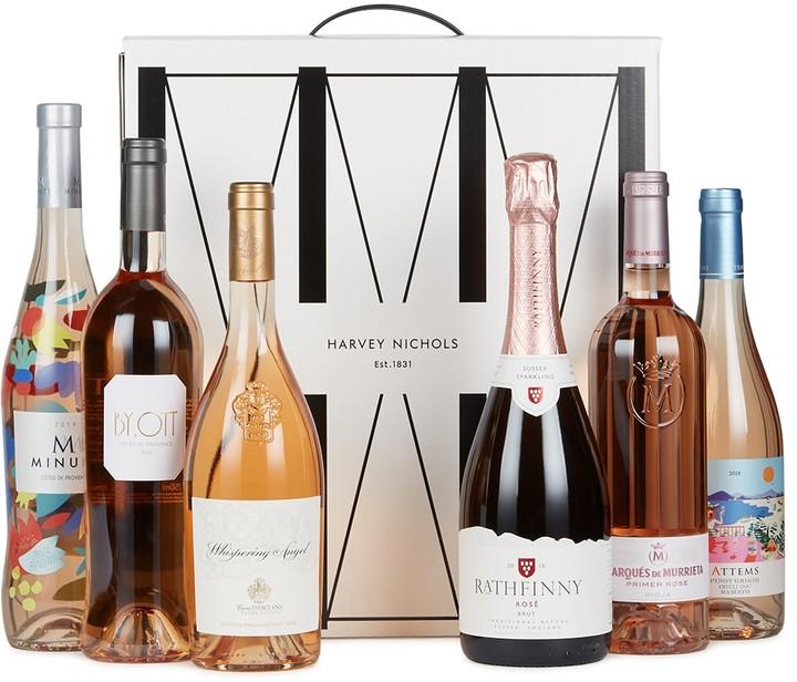 Harvey Nichols Luxury Rose Collection - Case Of Six
