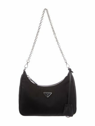 Prada 2019 Re-Edition 2005 Bag Black