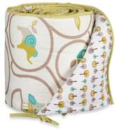 Living Textiles Lolli LivingTM by Baby Mix & Match Crib Bumper in Animal Tree/Tree Dot